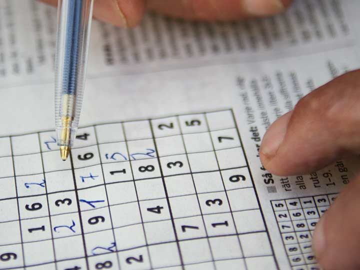 One Patient\u0027s Seizure Cure Stop Solving Sudoku Puzzles Medpage Today
