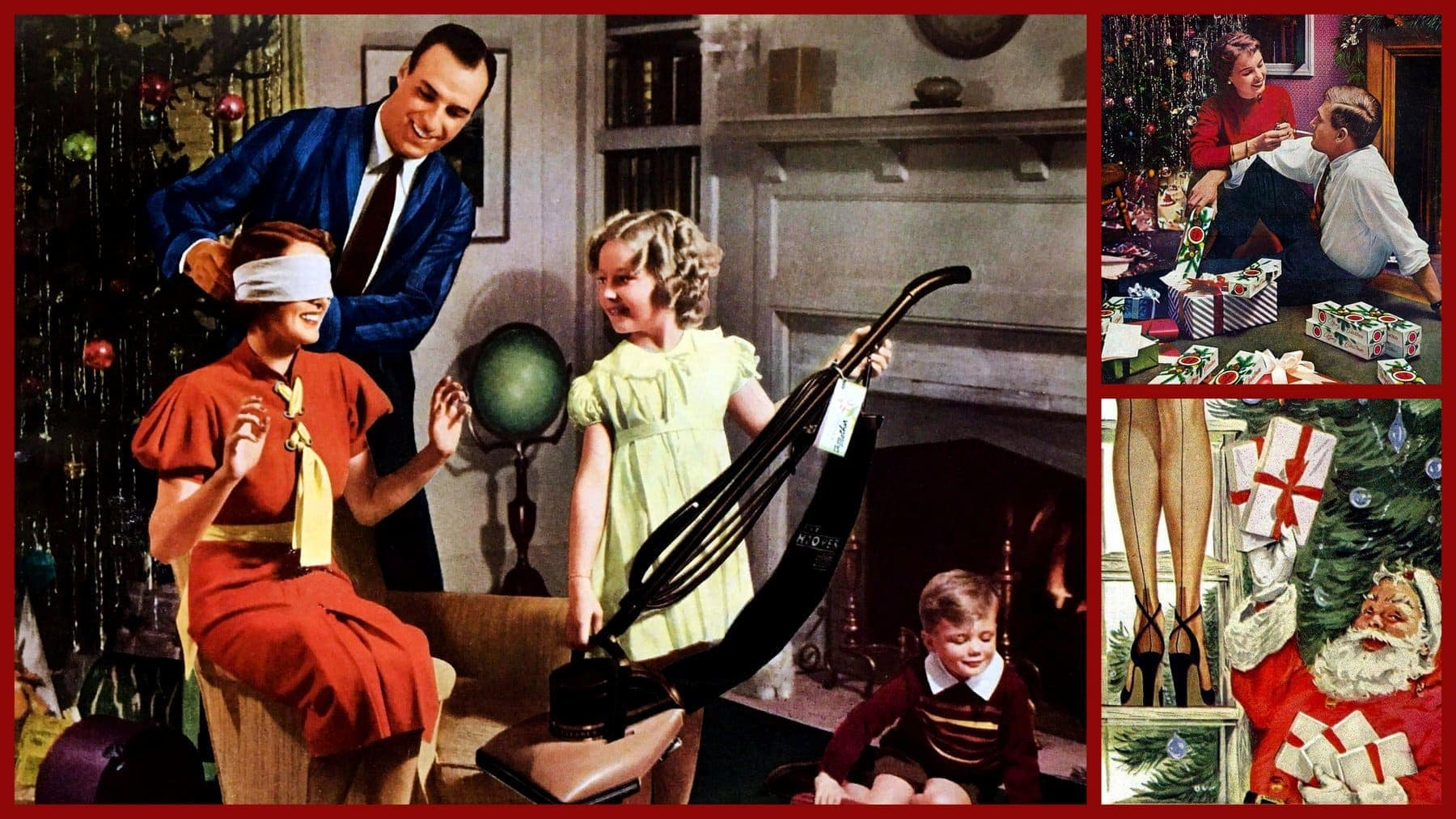 Vintage Bad Bad Vintage Christmas Ads 20 Retro Holiday Sales Pitches That You