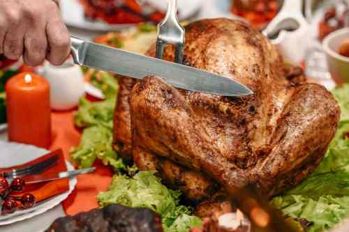 Genial How To Carve A Turkey Breast Buffet How To Make A Turkey Breast Click Americana Thanksgiving How To Carve Thanksgiving How To Carve