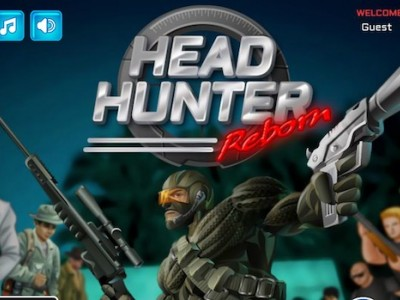 Head Hunter Reborn game right now