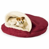 Snoozer Luxury Cozy Cave Nesting Pet / Dog Bed - Small | eBay