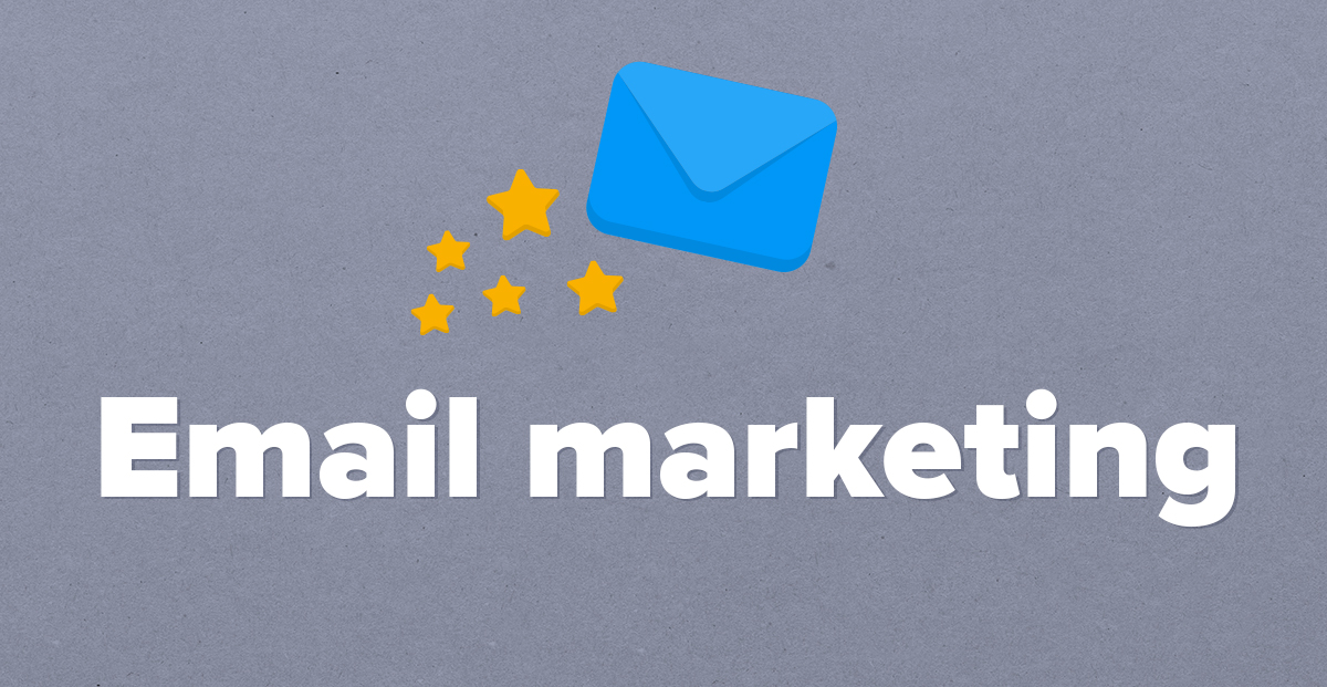 Personalized email marketing, adapting to the individual client - personalized e mail