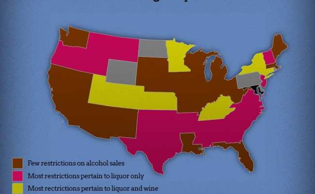 The United States By Regulations On Alcohol Clicknathan