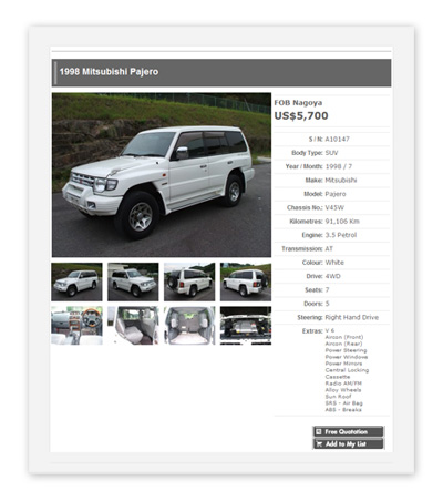 3 Easy Steps Japanese used cars for sale - ClickNBuyAutos