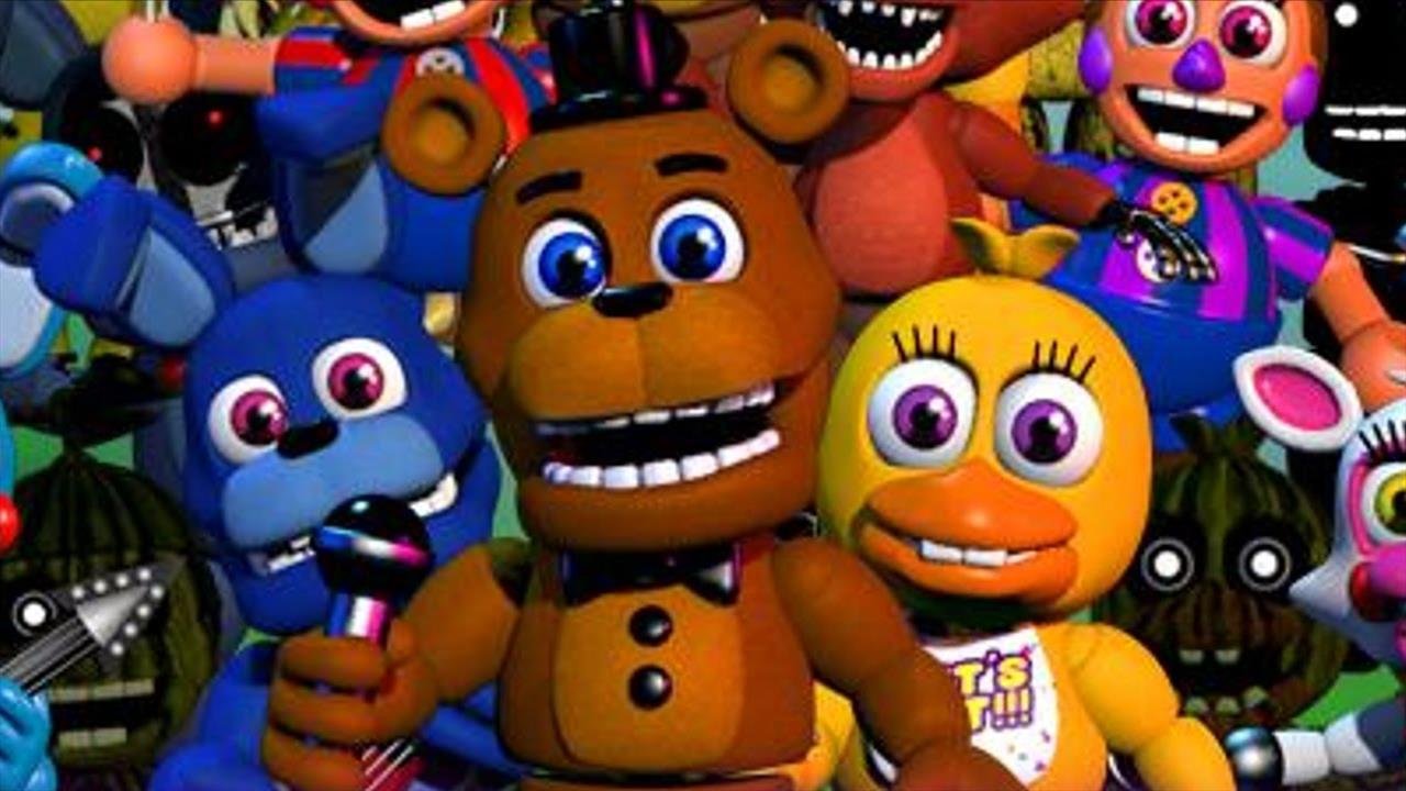 2048 Fnaf Five Nights At Freddy S World Coming In February Breakingnews Ie