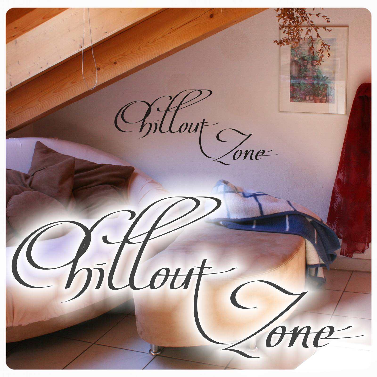 Chilloutzone Wohnzimmer Chillout Zone Lounge Wandtattoo Wandaufkleber Wohnzimmer Chill Out