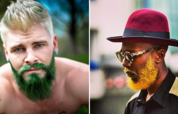 Beards to DYE For…
