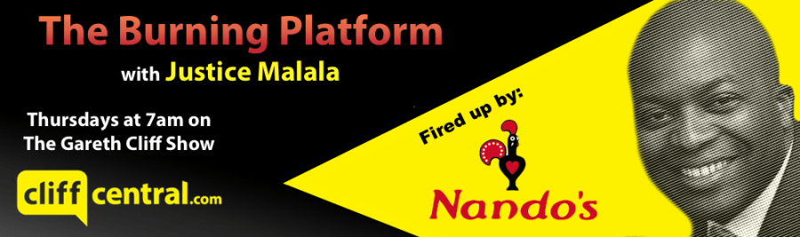 The Burning Platform Header banner