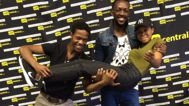 Oneal On CliffCentral – Kenton & Radiofien