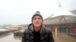 Viral Vid: A Fishy Report