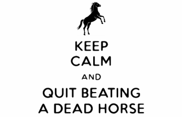 The Q – To Beat a Dead Horse