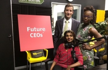 Future CEOs – Marlinie Ramsamy, CEO of FranklinCovey SA