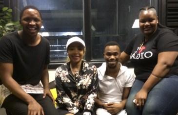 The Stream with Mpho Secrets – Mshoza