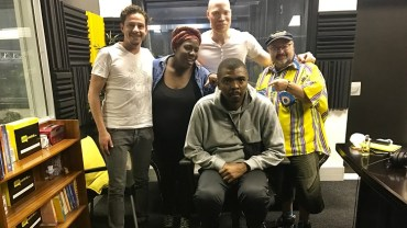The CasperRadio Show – Loyiso Gola