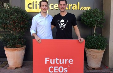 Future CEOs – Broken Bones = Real Passion