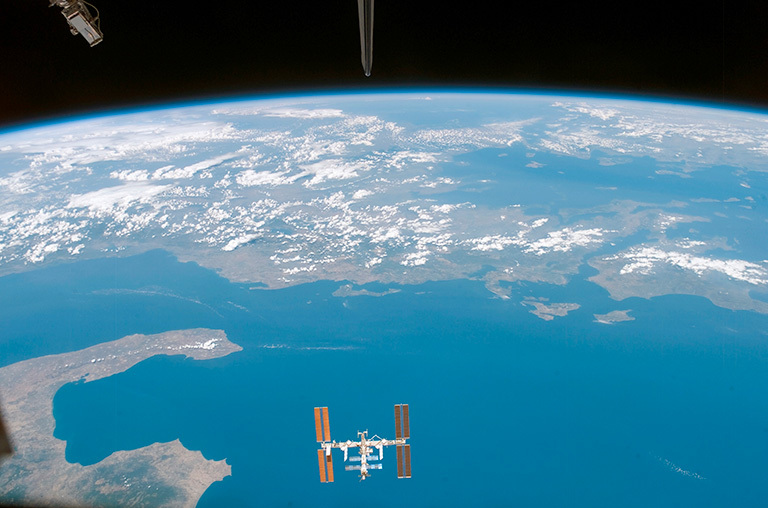 Iss Hd Wallpaper Need A Dose Of Calm Climate Change Vital Signs Of The
