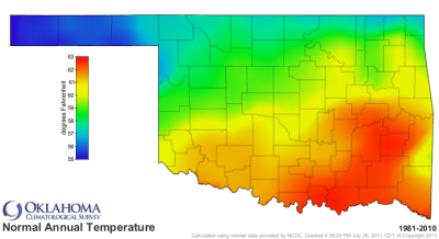 Oklahoma Climatological Survey