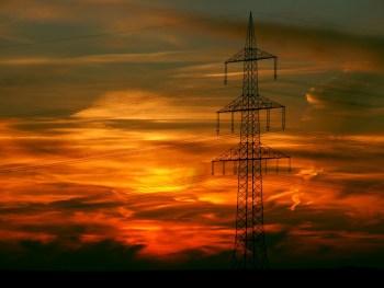 power-lines-sunset