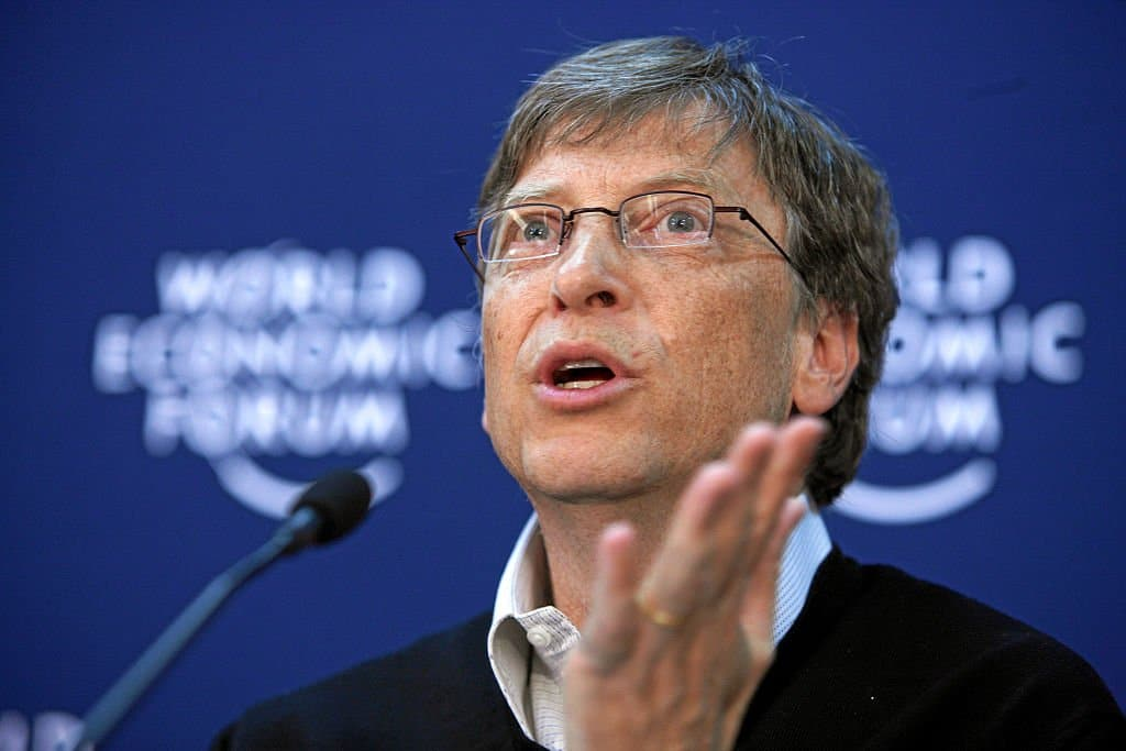 Bill Gates and investors worth $170 billion are launching a fund to