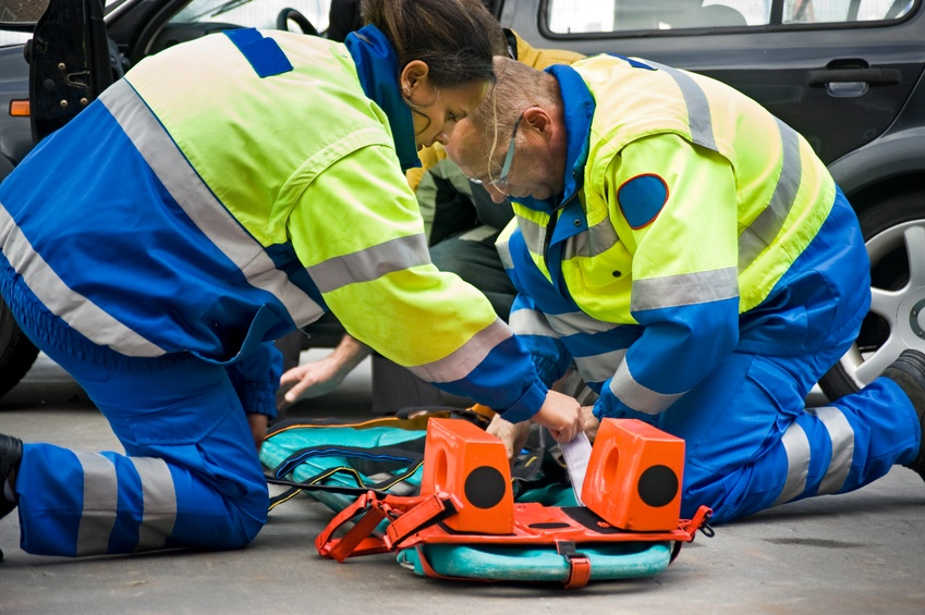 Do You Have What it Takes to be a Remote  Industrial Paramedic?