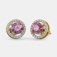 The Illustrious Glow Earrings | BlueStone.com