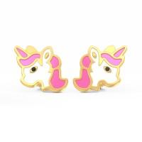 The Magic Unicorn Earrings for Kids | BlueStone.com