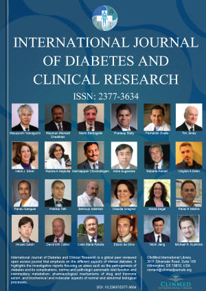 Journal Of Clinical International Journal Of Diabetes And Clinical Research Clinmed