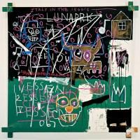 'The 100' #18 - Jean-Michel Basquiat