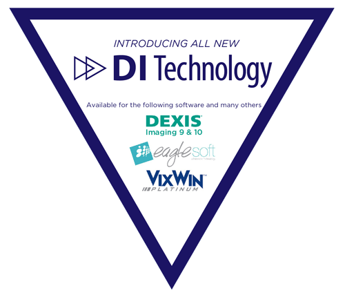 Clio Dental Sensors with DI Technology