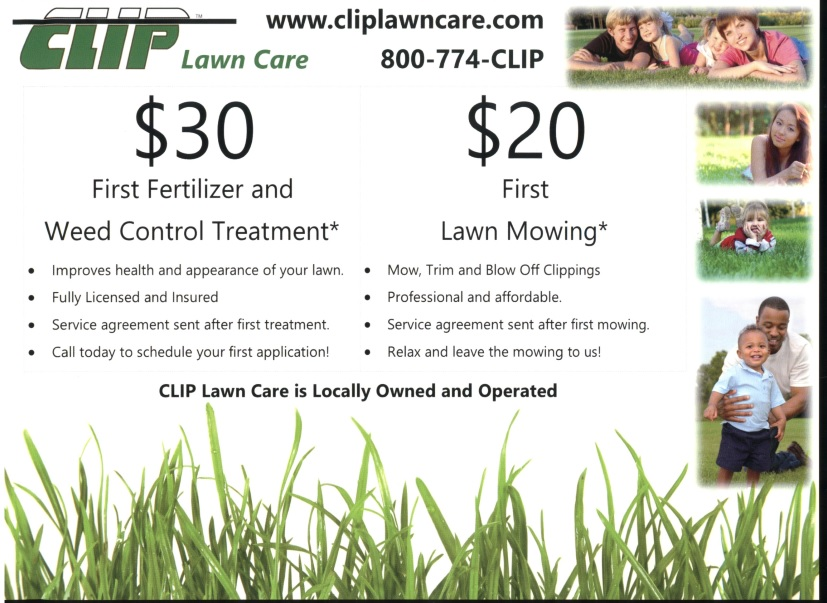 5 Ways To Market Your Lawn Care Business Locally - CLIP Software