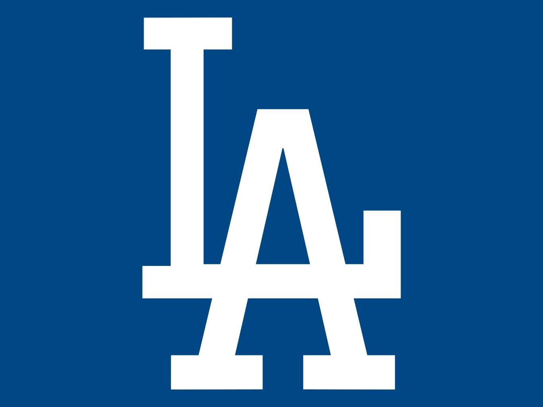 La Dodgers Iphone Wallpaper La Los Angeles Dodgers Logo