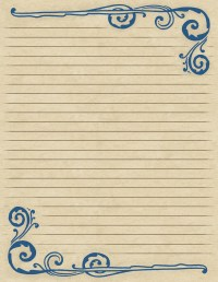 Free Lined Paper Cliparts, Download Free Clip Art, Free ...