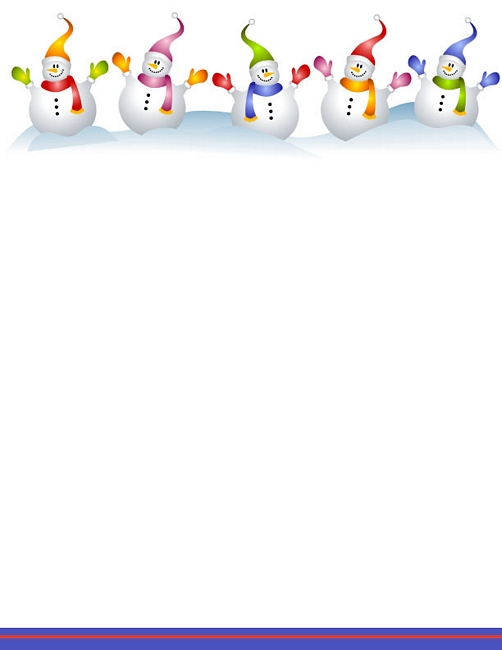 Free Christmas Letterhead Cliparts, Download Free Clip Art, Free