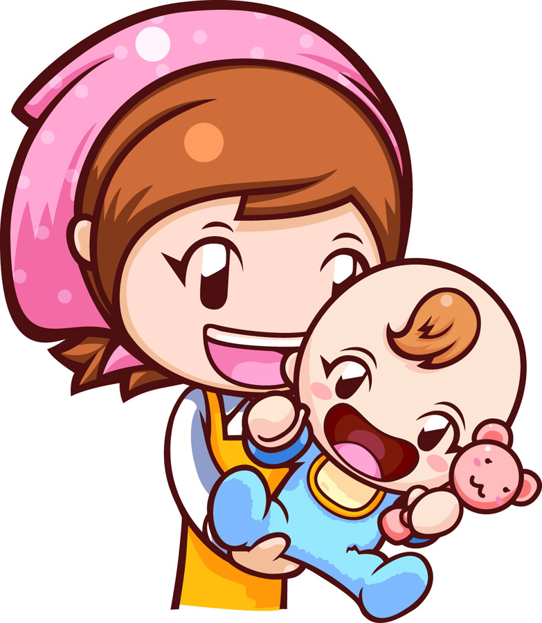 Baby Sitting Clipart - Clip Art Library