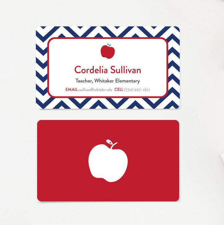 Free teacher business card clipart - Clip Art Library