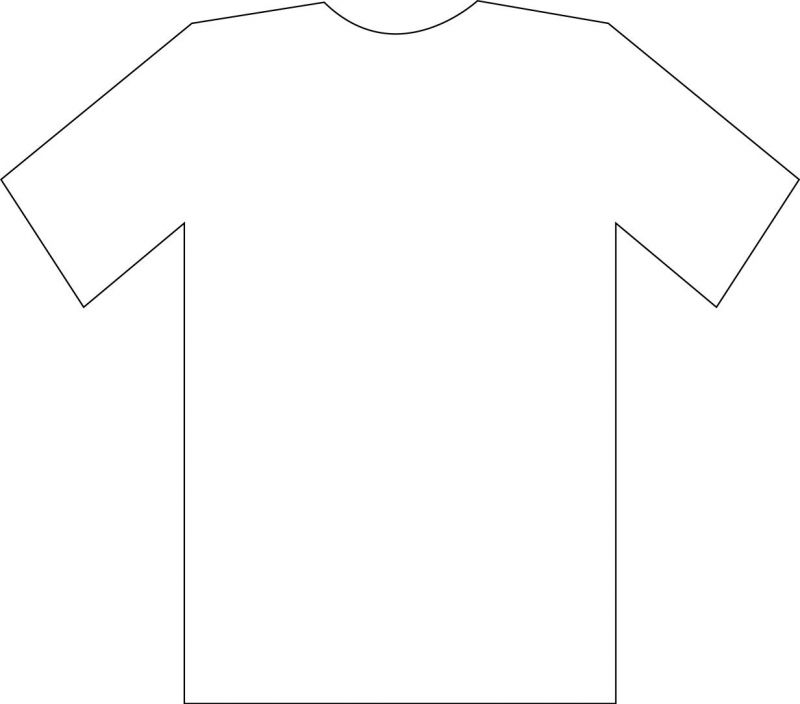 Free T Shirt Template Printable, Download Free Clip Art, Free Clip