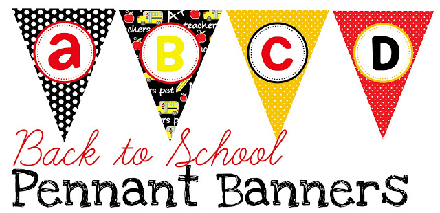Images For Welcome Back To School Banner Printable - Clip Art Library
