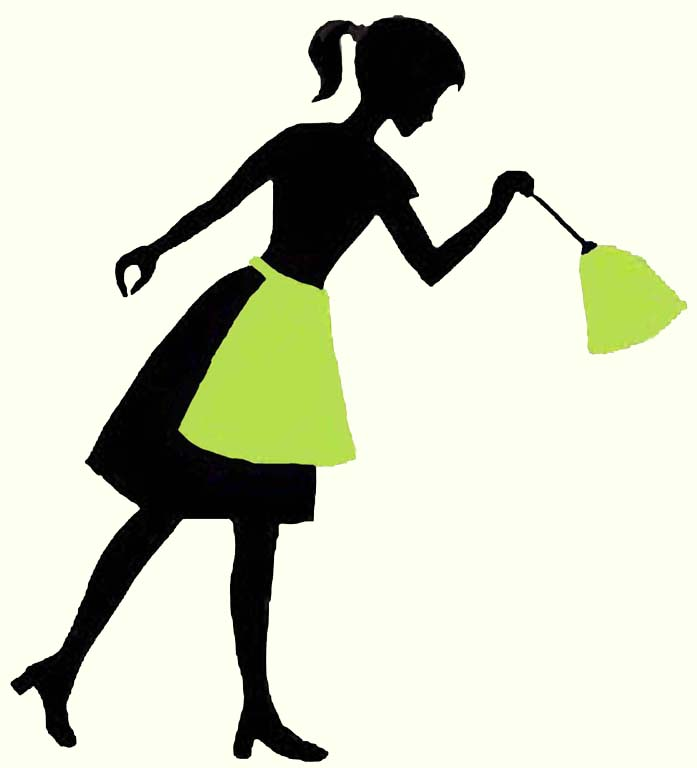 Free Picture Of Cleaning Lady, Download Free Clip Art, Free Clip Art