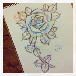 Marvellous Cover Up Tattoo A Neo Rose By Job Neo Rose Tattoos On