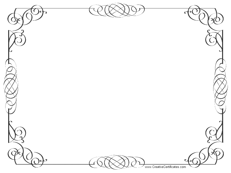 Free Certificate Borders, Download Free Clip Art, Free Clip Art on