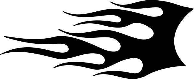 Free Flame Stencils Free, Download Free Clip Art, Free Clip Art on