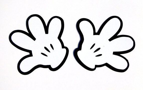 Free Mickey Mouse Silhouette, Download Free Clip Art, Free Clip Art