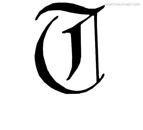 Free Graffiti Letters T, Download Free Clip Art, Free Clip Art on