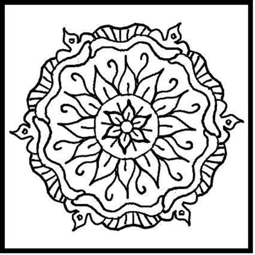 Free Free Flower Templates Printable, Download Free Clip Art, Free