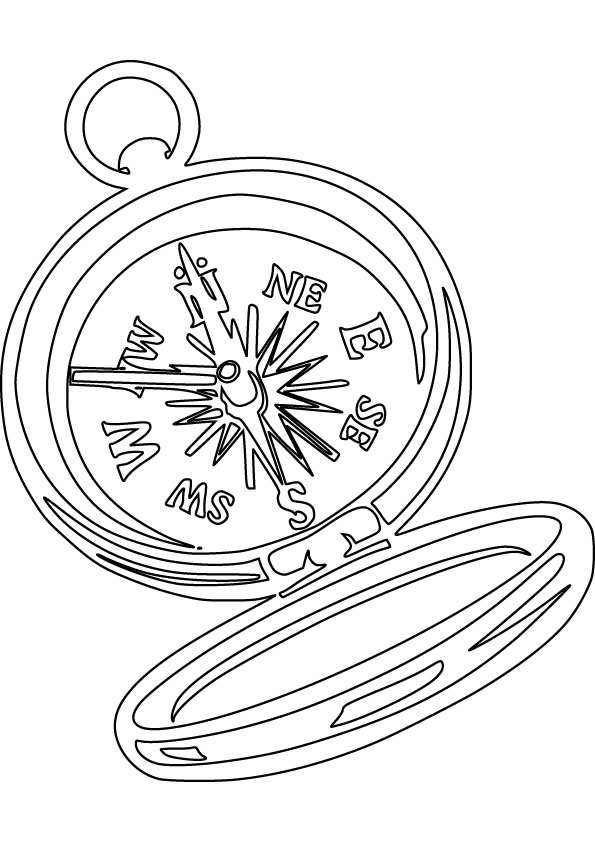 Free Compass Printable, Download Free Clip Art, Free Clip Art on