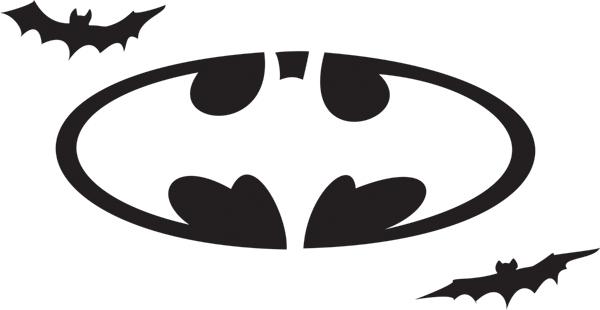 Free Batman Symbol Printable, Download Free Clip Art, Free Clip Art