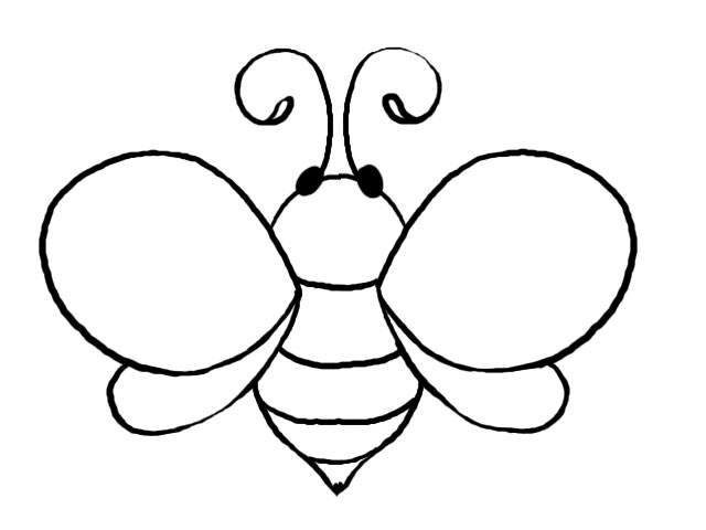 Free Bumble Bee Template Printable, Download Free Clip Art, Free