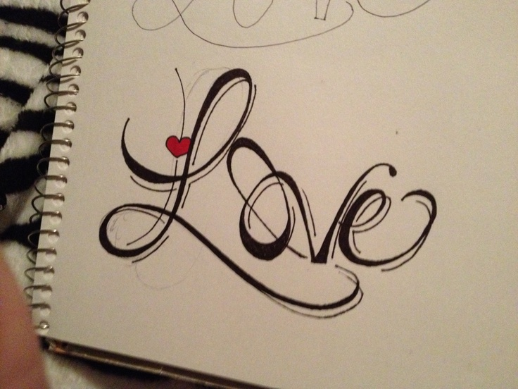 Drawing Ideas For Love - Gallery - Clip Art Library