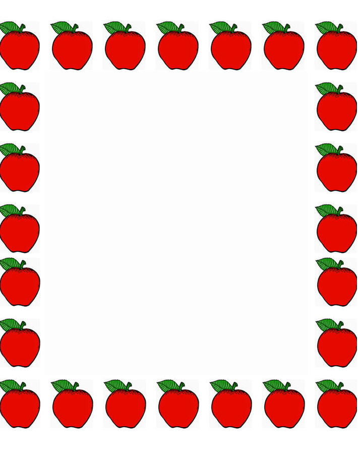 Free Free Apple Borders, Download Free Clip Art, Free Clip Art on