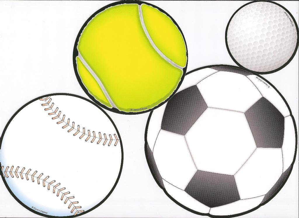 Free Pictures Of Sports Balls, Download Free Clip Art, Free Clip Art